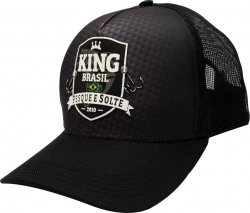 Boné King Brasil - Fishing Collection 28