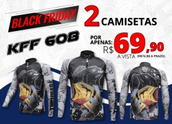 CAMISETA KING BRASIL KFF608- BLACK FRIDAY 2 POR 1